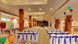 Reception halls in Madhapur