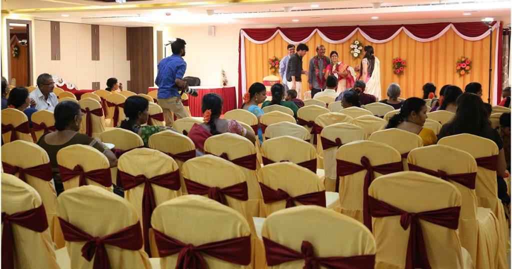 wedding halls in madhapur
