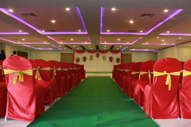 Banquet halls in madhapur