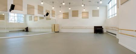 rehersal space